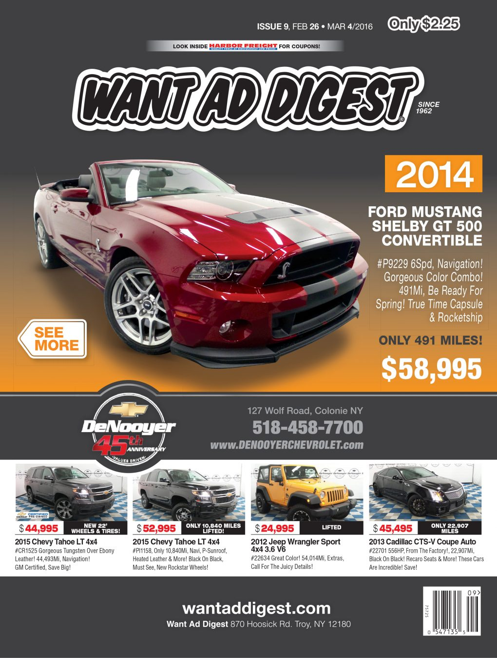 Want Ad Digest Magazine