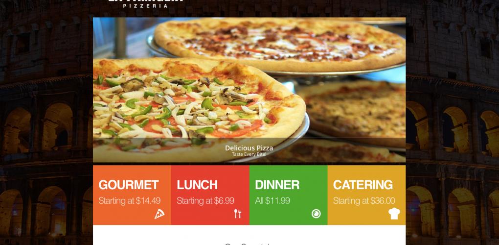 La Famiglia Pizzeria