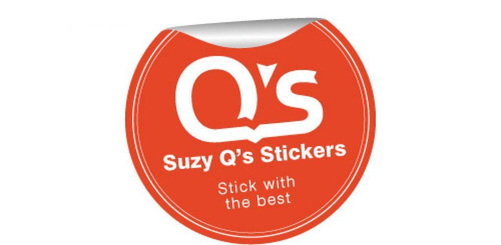 Suzy Q's Stickers