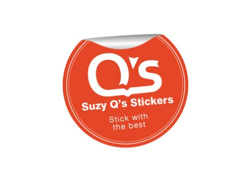 Suzy Q's Stickers